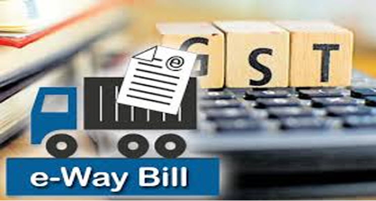 GST/e-Way Bill Automation